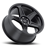 Voxx 20 x 9 Demon Replica Matte Black Wheel