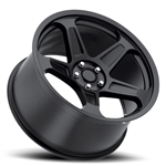Voxx 20 x 10.5 Demon Replica Matte Black Wheel