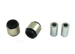 Whiteline Rear Trailing Arm Lower Front Bushing 05-14 Challenger, Charger, 300, Magnum