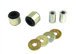 Whiteline Rear Trailing Arm Lower Rear Bushing 05-14 Challenger, Charger, 300, Magnum