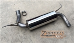 Zoomers Exhaust 2008-2016 Jeep Wrangler V6