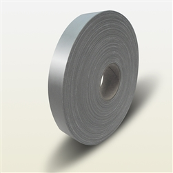Reflective sew on tape 100 m/30 mm