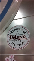 Deluxe All Star Garage Tin