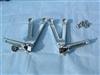 Chrome Passenger Peg Set Service