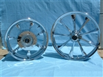 Honda Fury Chrome Rims