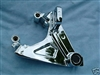 Warrior Chrome Rear Caliper Bracket
