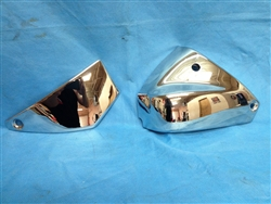 Warrior Chrome Side Covers