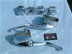 Yamaha Raider Chrome Hand Controls