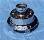 Chrome Rear Hub Service