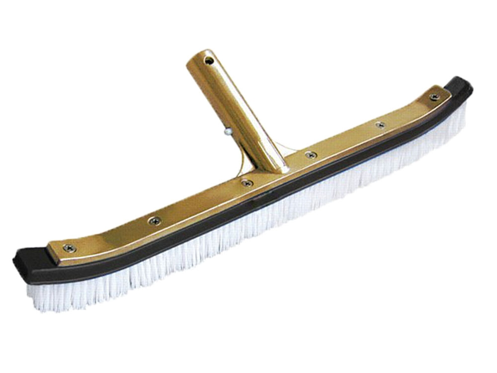 Clear Choice 18 Quot Professional Metal Pool Brush Howards