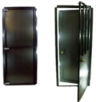 Breaching Double Side Half Bar Door