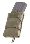 """TACO"" Modular Single Rifle Magazine Pouch - Belt Mount"