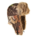 Lil' Saddlecloth Bomber with Brown Fur - children sizes