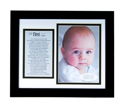 First Child Frame