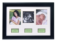 Story of Life Pregnancy Frame