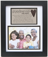 Grandparent's Heart Frame