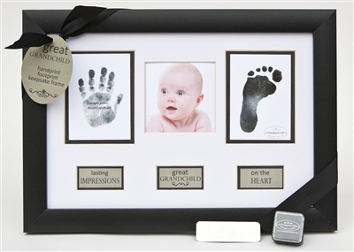 Great-Grandchild Impressions Frame
