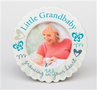 Grandbaby Ultrasound Ornament for Grandparents