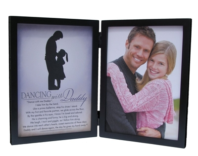 Dancing with Daddy Frame