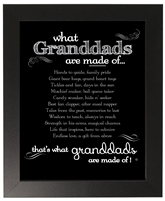 Granddad Frame: Granddads Made of Poem