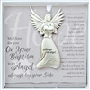 Baptism Gift Angel
