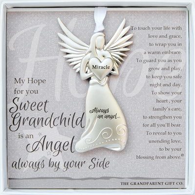 New Grandchild Gift Angel