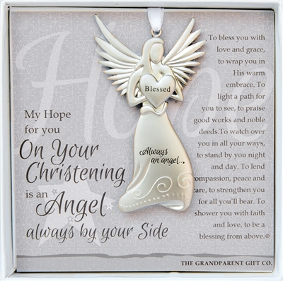Christening Gift Angel