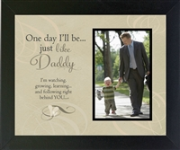 Daddy's Boy Frame for Dads
