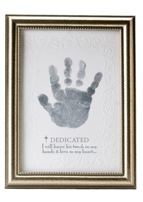 Dedicated Handprint Frame