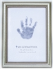 Godmother Handprint Frame
