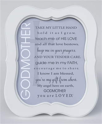 Godmother Poem Frame