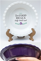 Great Food Heals Plate