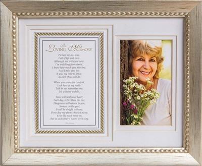 In Loving Memory Memorial Frame