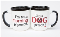 Dog Person: Dog Lover's Mug