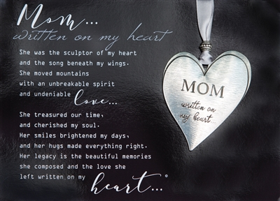 Mother Loss Memorial Ornament