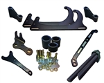 00-05 Yamaha R6 Motor Mount Kit