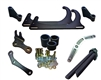 06-08 Yamaha R6 Motor Mount Kit