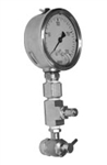Monotube Shock Pressure Gauge