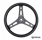 "Joes Matador 15"" Steering Wheel - Black"