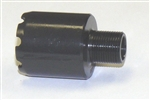24mm to M14x1 LH Muzzle Thread Adapter