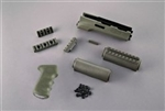 Hogue Overmolded Handguard Kit Olive Drab