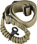 25541  Tan Single Point Bungee Sling