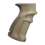 Ergonomic Military Pistol Grip for vz.58 Rifle - FDE