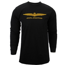 HONDA GOLDWING LONG SLEEVE BLACK