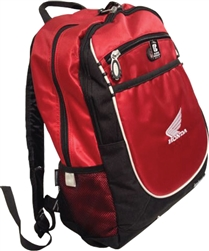 RED HONDA OGIO BACK PACK
