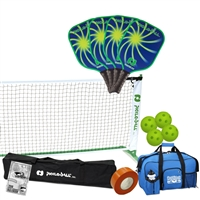 Tournament Vortex 3.0 Pickleball Set -  Net, Four Paddles, Four Pickleballs, Bag, Tape and Rule Book