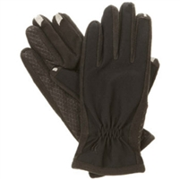 ISOTONER Women's smarTouch 2.0 Tech Stretch Gloves - Fleece Lined