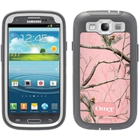 Otterbox Defender Series with Realtree camo Case for Samsung Galaxy S3