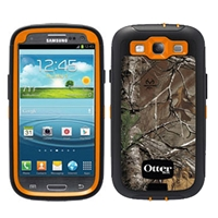 OtterBox Reflex Series Case for Galaxy S III, RealTree Xtra