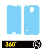 Otterbox 360 Clearly Protected Screen Protector for galaxy s5